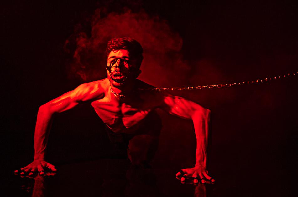 Após três temporadas de sucesso em São Paulo peça de teatro Benjamin de emigrante armênio, sobre direitos dos animais que promove adoção de cachorro ao final de cada sessão se apresentará no Festival de Curitiba